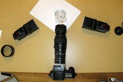 Insane Macro lens! (Dan. D.) Tags: macro canon insect lens photography 50mm spider insane close f14 flash 100mm micro 5d reverse closup f28 580ex ste2 strobist