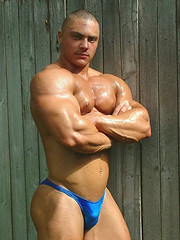14 (bb-fetish.com) Tags: pecs muscle bodybuilding abs glutes