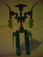 Green (hyatehyuuga) Tags: colors fighter lego mecha