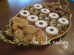 10. Petit Four (The Cake Couture (is currently not taking any orde) Tags: cookies biscuits assortment  doha qatar  petitfour                                  thecakecouture