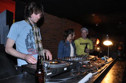 DJ KJ and Ilona