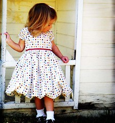 Miss Lily dress pattern