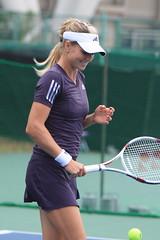Grin of Triumph - Maria Kirilenko