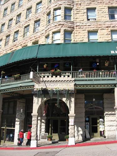 basin hotel
