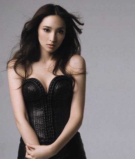 China actress-Pace Wu Pei Ci