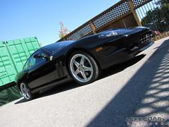 2005 Ferrari 575M Maranello (Left Coast Classics & Exotics) Tags: 2005 california black forsale fast ferrari exotic nero maranello pininfarina 575m leftcoastexotics