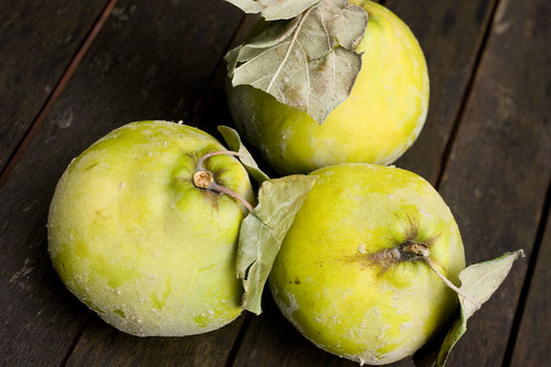 Three quince