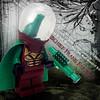 Subchief Frane Farjeon (Morgan190) Tags: halloween scary lego frog creepy minifig custom m19 minifigure morgan19 frogspace
