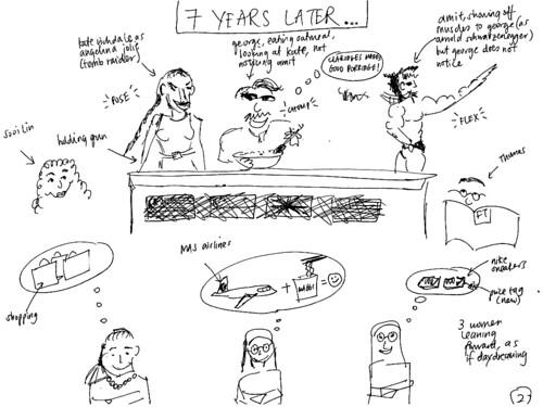 Client's sketch 2