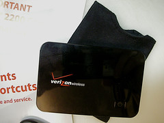 Verizon MiFi 2200 Connection