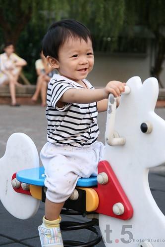 我身騎白馬啊!IMG_3517.jpg