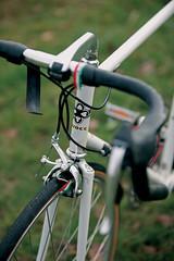 $500 Mid 90's Ciocc Roadie! (Dancing Weapon of Mass Destruction) Tags: road bike bicycle speed vintage ace 8 fir mirage rims dura ciocc roadie campagnolo modolo ea50