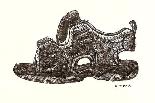 9, circo sandal (side)