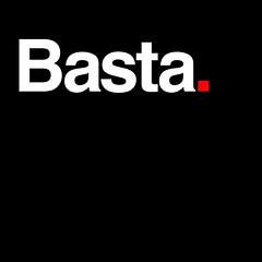 (Movimento Basta) Tags: white black poster typography design milano comunicazione poli basta tipografia politecnico polimi bastadirebasta movimentocreativo movimentobasta daviderusconi
