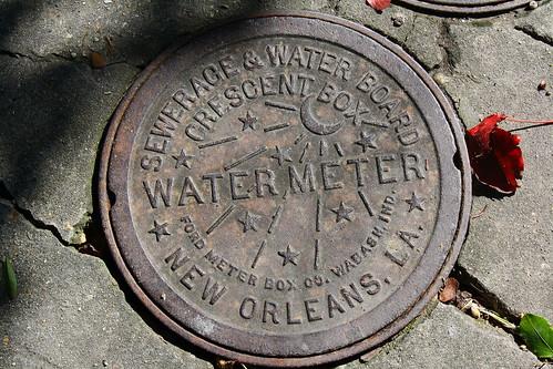 New Orleans Watermeter