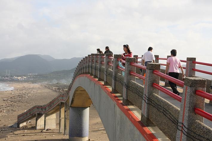 金山水尾漁港員潭溪景觀橋0019