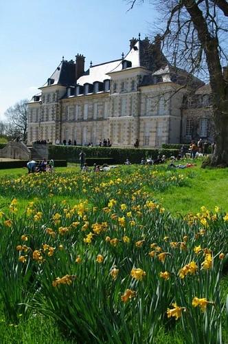 château de Saint Jean de Beauregard.