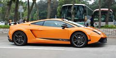 Lamborghini Gallardo LP570-4 Superleggera (Rupert Procter) Tags: auto hk car hongkong nikon ride awesome mobil coche motor  kereta  carspotting rwp rupertprocter d80  chasingexotics    juanchai juanchaihk