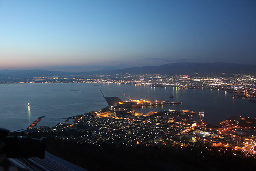 Hakodate Night Scene