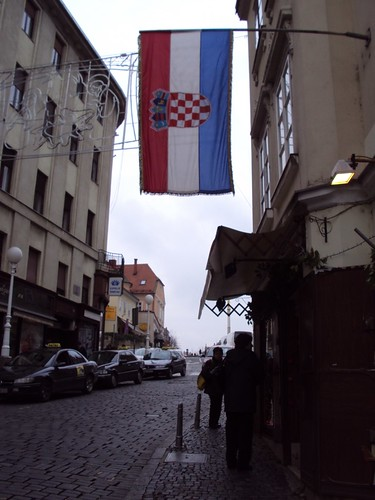 Zagreb, Upper Town