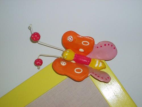 borboleta- quadro de corticite by SMAC colours
