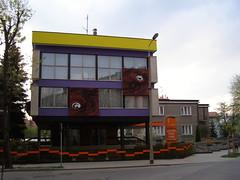 Modernizm (magro_kr) Tags: building architecture poland polska villa willa malopolska tarnów tarnow małopolska architektura budynek małopolskie malopolskie