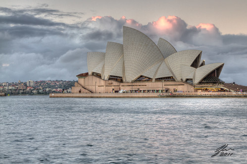 Opera House HDR by Glen Adamson