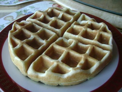 OKC waffle