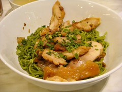 mie ayam kyoto (Satya W) Tags: food chicken noodles chopstix 200901 mieayam chopstiz