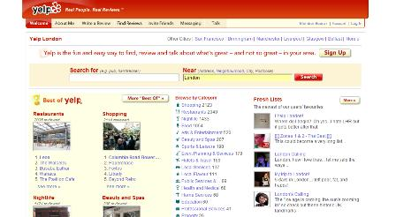 Site review: Yelp com – Econsultancy
