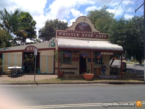 Whistle Stop Cafe, Yungaburra