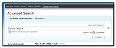 Searching for -1056749164 on technet gives 619,000 results