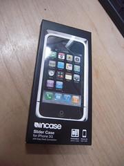 Incase Slider Case for iPhone 3G