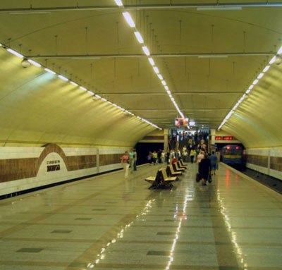 Станция Житомирская