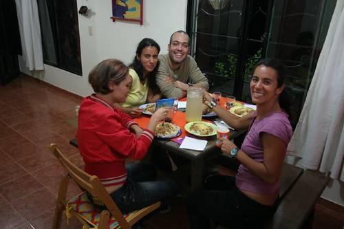 Wonderful new friends in Cali, Colombia.