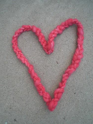 Chain Heart...
