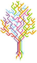 (Gabriel Gianordoli) Tags: tree illustration
