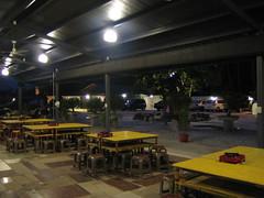 卡多の店.半開放座位區之二