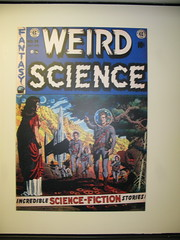 Weird Science (Cormac Heron) Tags: sfo posters weirdscience