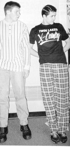 Tim & Chris, 1996