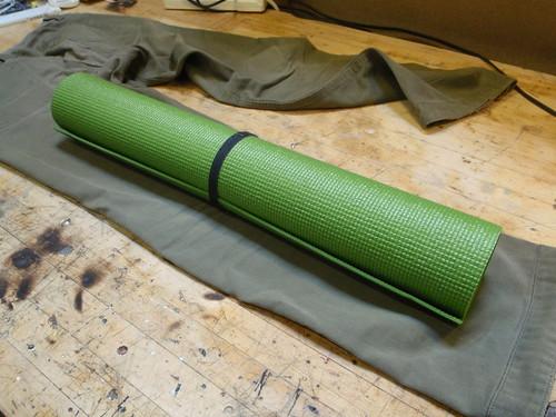 yoga bag pants sewing mat