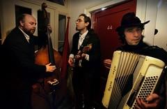 the Bohemjenz (boszworld) Tags: music trash frank folk jazz accordion trio bas silvio jansen bohemian 44 musique accordeon contrabas soprani bohemien kler bosz doublebas bohemjenz bohemjens