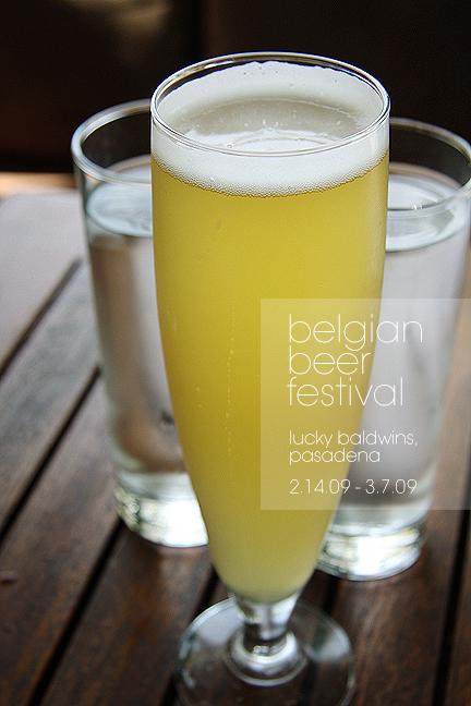 Lucky Baldwin's Pasadena Belgian Beerfest