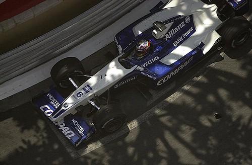 Juan Pablo Montoya, Monaco 2001