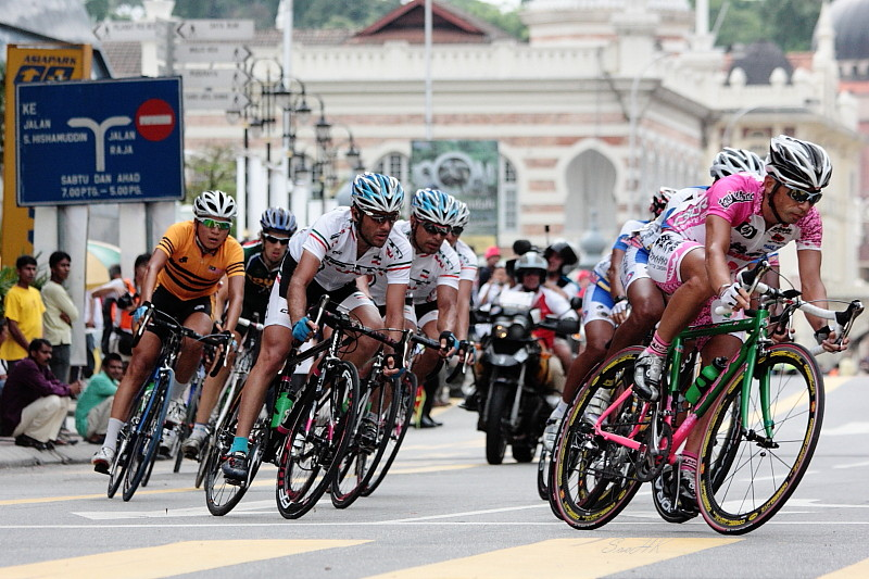 Le Tour De Langkawi 2009 @ KL, Malaysia