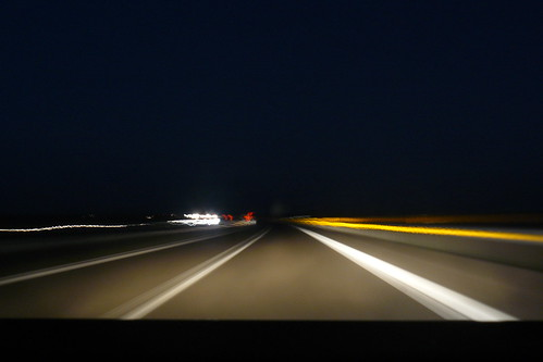 Carretera y manta