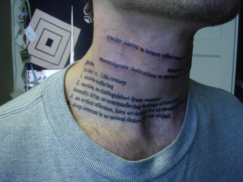 writings on writers and a writer on a writer Word Posted in blog tattoos