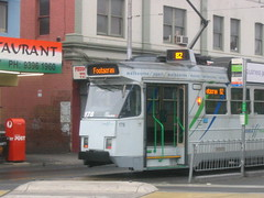 Tram 82 at Footscray