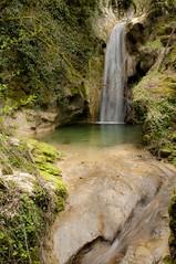 Cascata - Waterfall (Stefano Mazzoni) Tags: mountain nature water easter waterfall nikon stream country natura campagna sabina acqua ruscello montagna pasqua cascata d300 tokina1224mm poggiocatino stefanomazzoni nikond300 stefano485