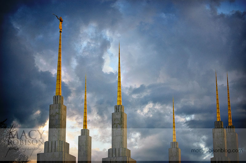 Washington DC Temple - 11